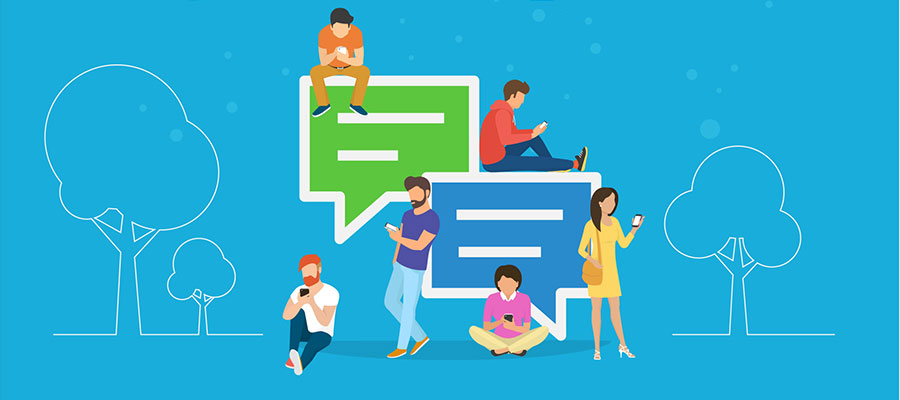 Students and the discussion boards in online learning