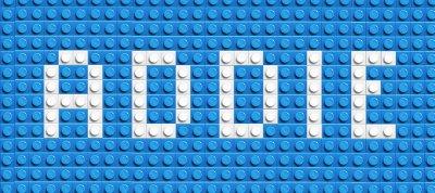 Lego representation of ADDIE Model