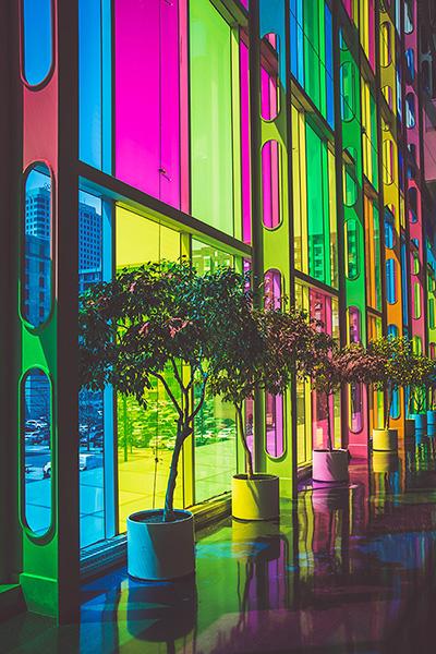 Canada, Quebec, Montreal, Palais de Congres de Montreal, Photo by Felix Dubois-Robert